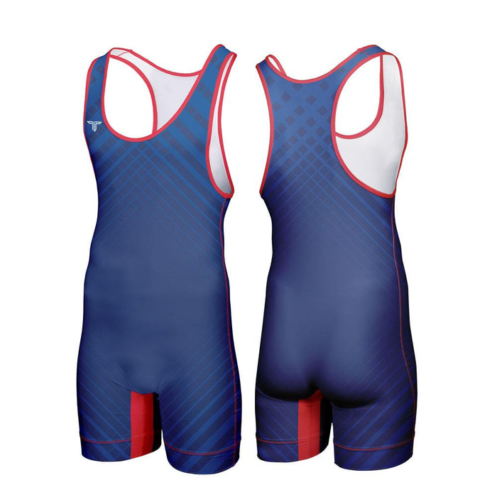 SPOTLIGHT WRESTLING SINGLET (MADE TO ORDER - 5 COLOR OPTIONS)