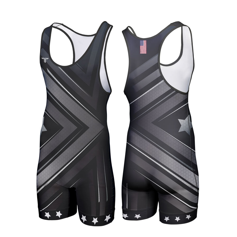 VALOR WRESTLING SINGLET (MADE TO ORDER)