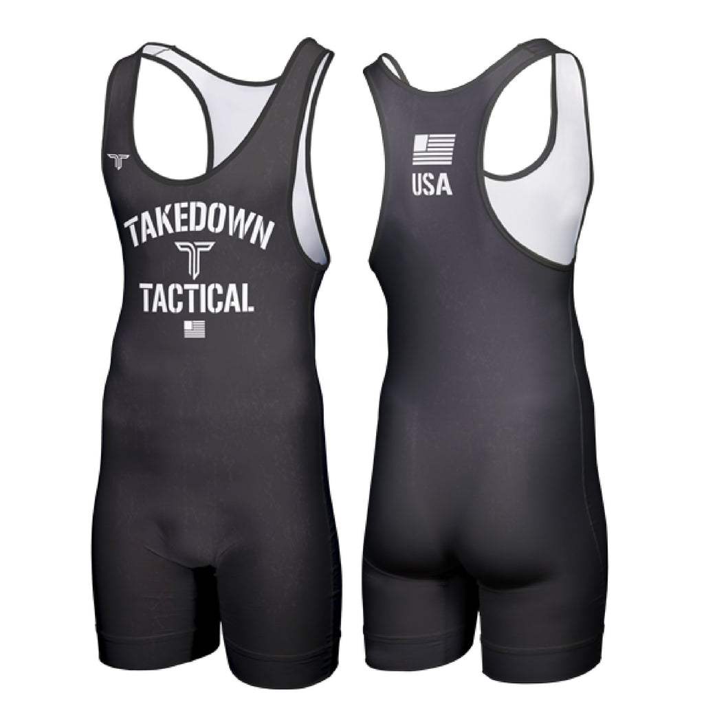 ARTILLERY WRESTLING SINGLET (MADE TO ORDER)
