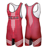 ICONIC WRESTLING SINGLET (MADE TO ORDER)