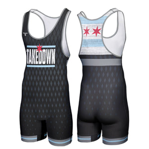 CLOUT WRESTLING SINGLET (MADE TO ORDER)