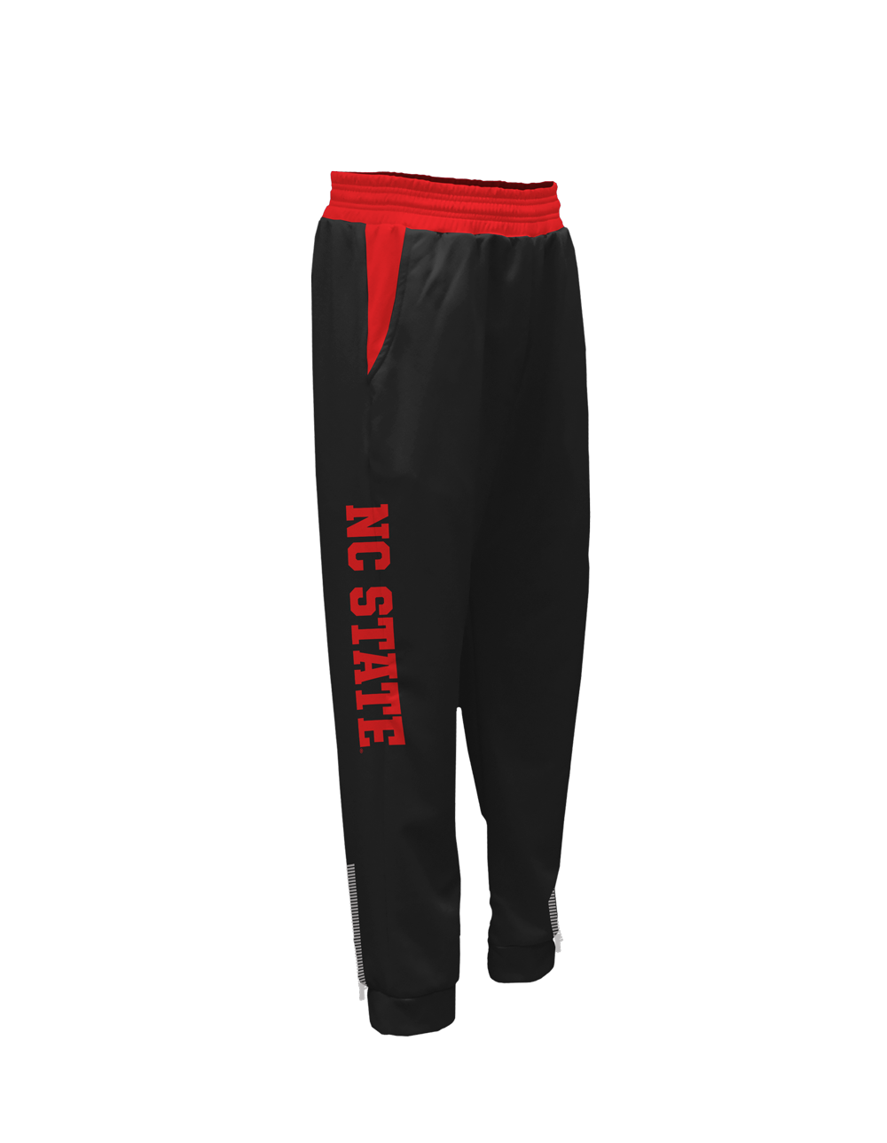 NC State Block Fade Sublimated Joggers