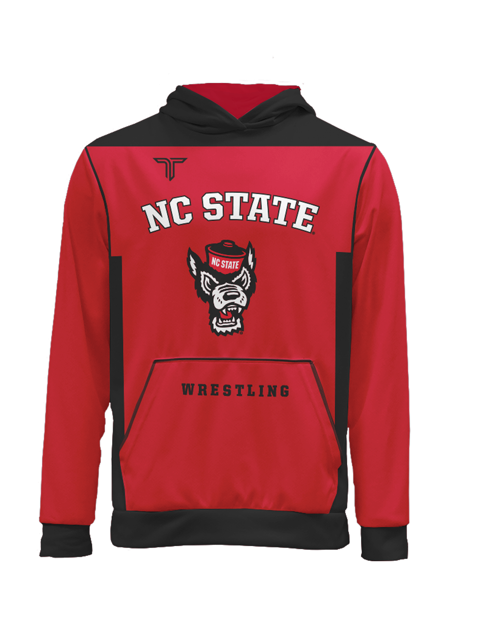 NC State Modern Sublimated Hoodie