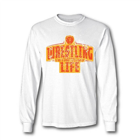 TAKEDOWN SHIRT - WRESTLING WAY OF LIFE LS