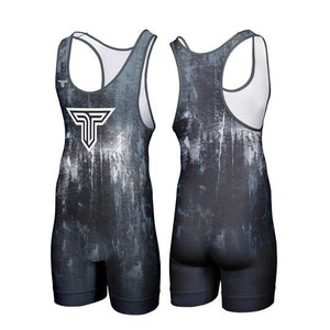 FORREST WRESTLING SINGLET (MADE TO ORDER)