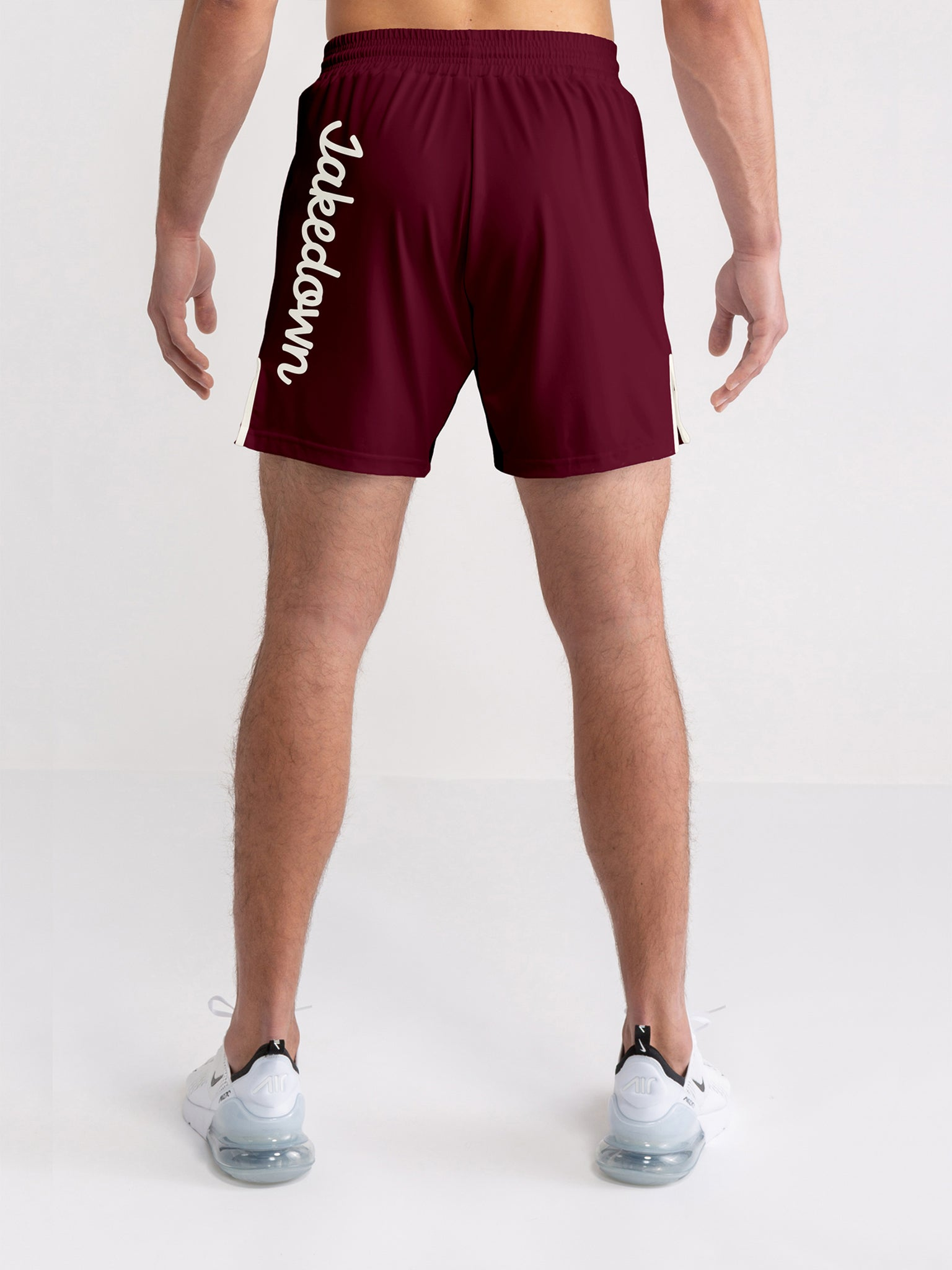 Ivy League Fight Shorts