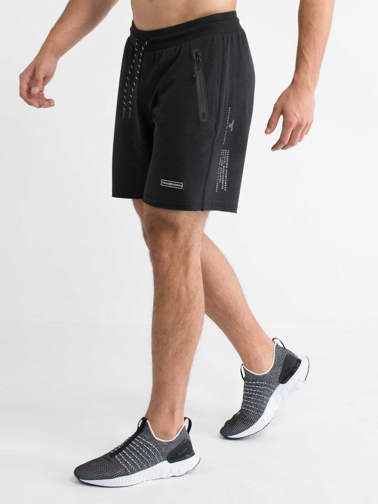 Stealth French Terry Shorts