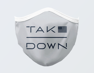TEAM TAKEDOWN FLAG
