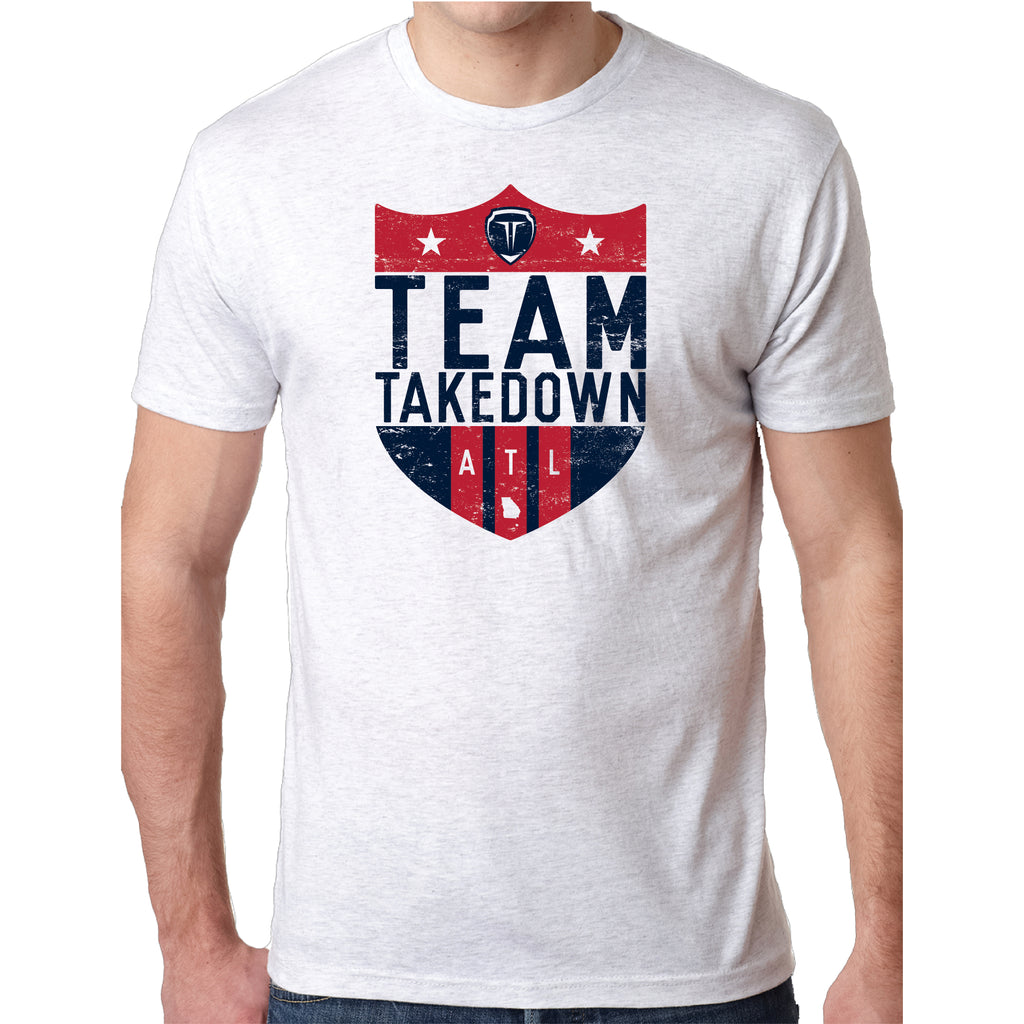 TEAM TAKEDOWN PATRIOTIC SHIRT