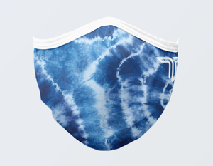 TIEDYE TITLEWAVE FACE MASK