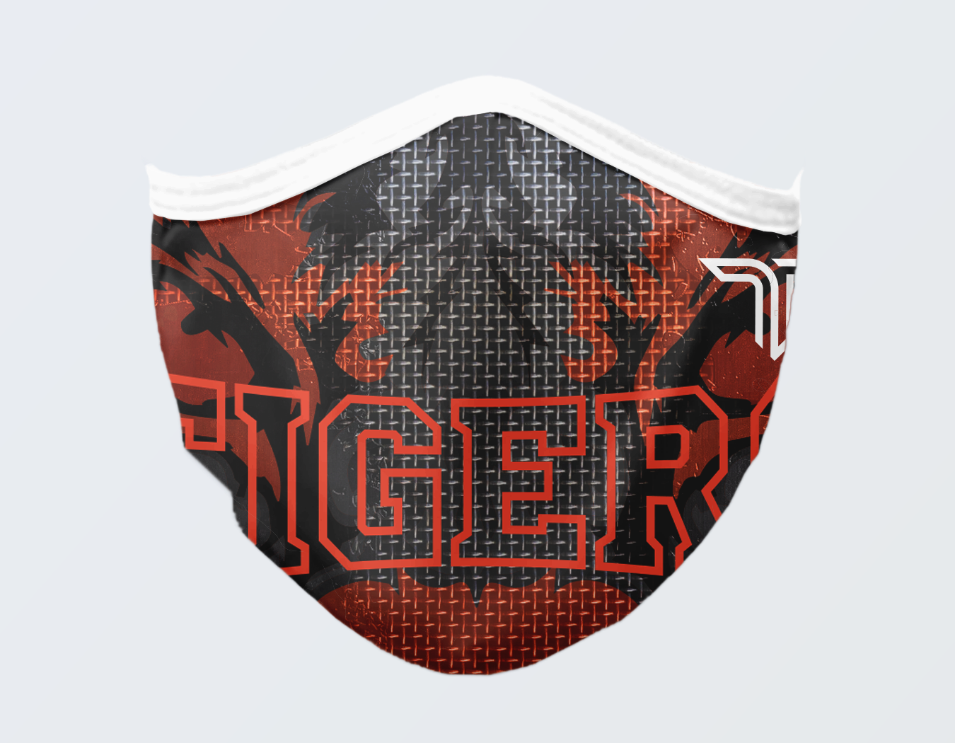 TIGERS FACE MASK
