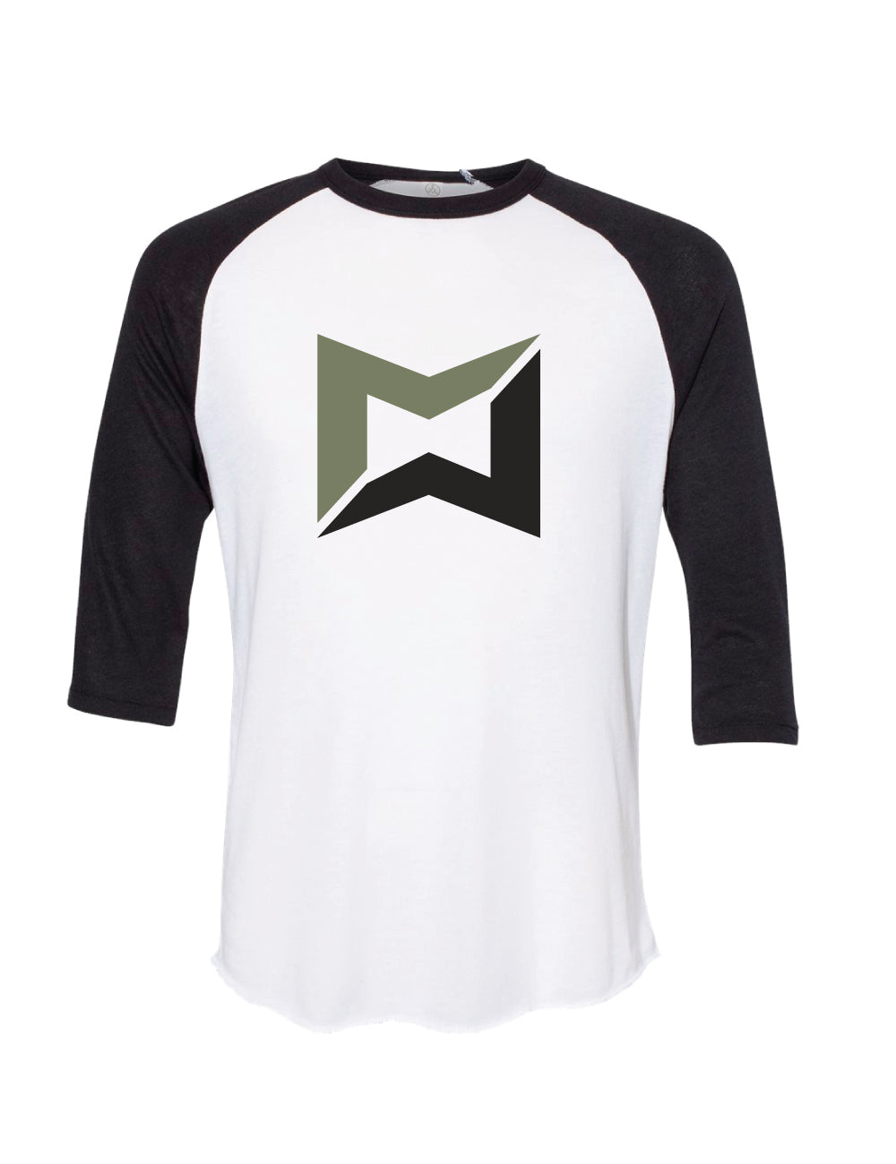 Wiggins Icon Raglan Tee