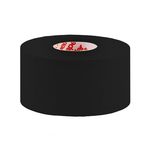"MUELLER MEDICAL TAPE- 1.5"" BLACK 10 YD ROLL"