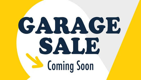 OUR BIGGEST EVER GARAGE SALE IS HITTING PECKHAM