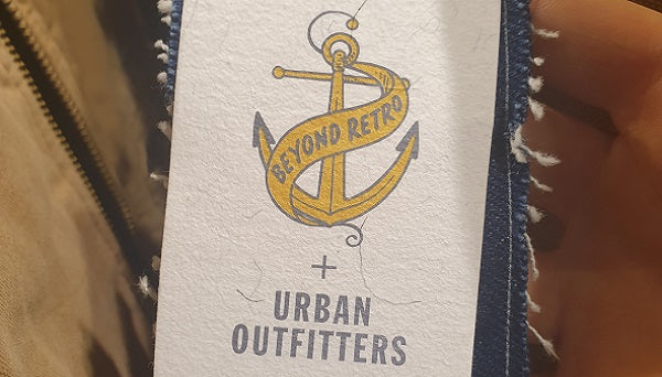 Urban Outfitters X Beyond Retro Collection