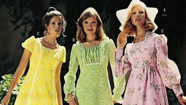 A Guide to 1970s Vintage Dresses