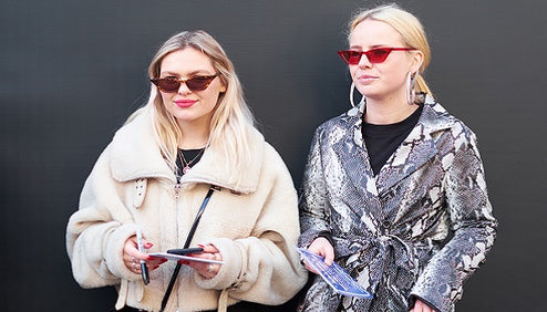 Get The London Look: Street Style from LFW A/W 18