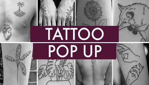 Brighton Tattoo Pop Up