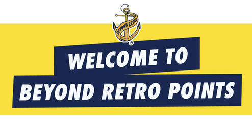 Welcome to Beyond Retro Points!