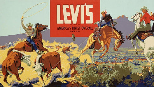 The History of Levi's Jeans