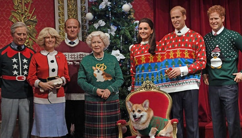 A Beyond Retro History of Christmas Jumpers