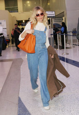 e0cf29d34b2f Five Ways To Wear Vintage Dungarees This Summer – Beyond Retro