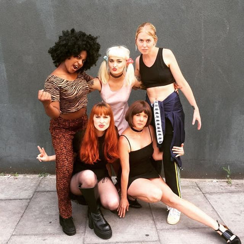 Spice up your life this Halloween and spread the message of girl power by going as the best 90u0027s girl group of all time. Sporty will obviously be head to ...  sc 1 st  Beyond Retro & 15 Costume Ideas For Your Squad To Nail This Halloween u2013 Beyond Retro