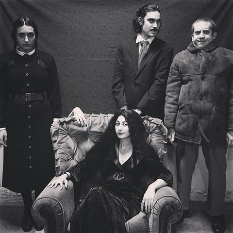 Theyre Creepy And Theyre Kooky Mysterious And Spooky Theyre Altogether Ooky Which Is Why The Addams Family Make The Classic Group Halloween Menagerie