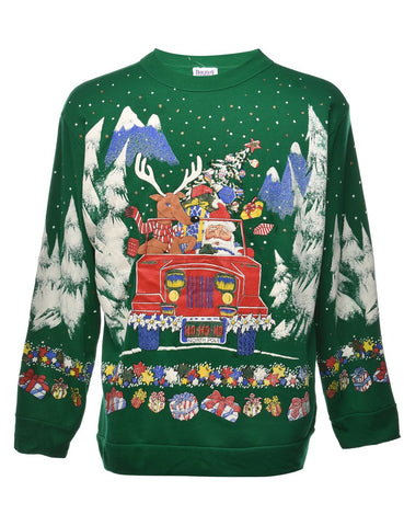 Vintage Christmas Jumpers From Beyond Retro