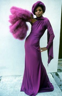 Beyond Retro Guide to 1970s Vintage Dresses Diana Ross