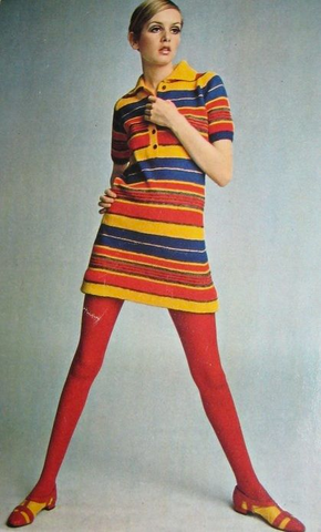 Beyond Retro 1960s Vintage Dress Guide Twiggy