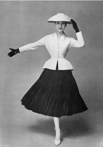 Beyond Retro 1950s Vintage Dress Guide Dior New Look