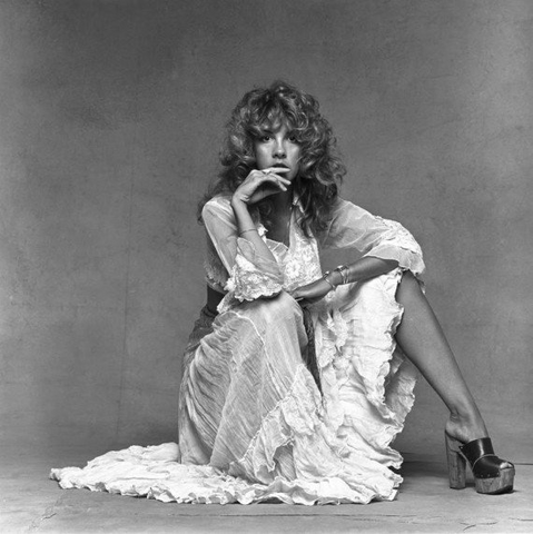 Beyond Retro Guide to 1970s Vintage Dresses Stevie Nicks