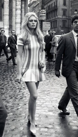 Beyond Retro 1960s Vintage Dress Guide Brigitte Bardot