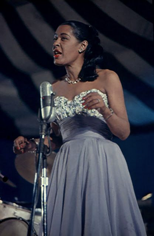 Beyond Retro 1950s Vintage Dress Guide Billie Holiday