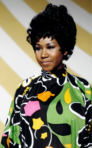 Beyond Retro 1960s Vintage Dress Guide Aretha Franklin
