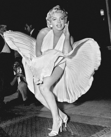 Beyond Retro 1950s Dress Guide Marilyn Monroe