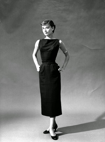 Beyond Retro 1960s Vintage Dress Guide Audrey Hepburn
