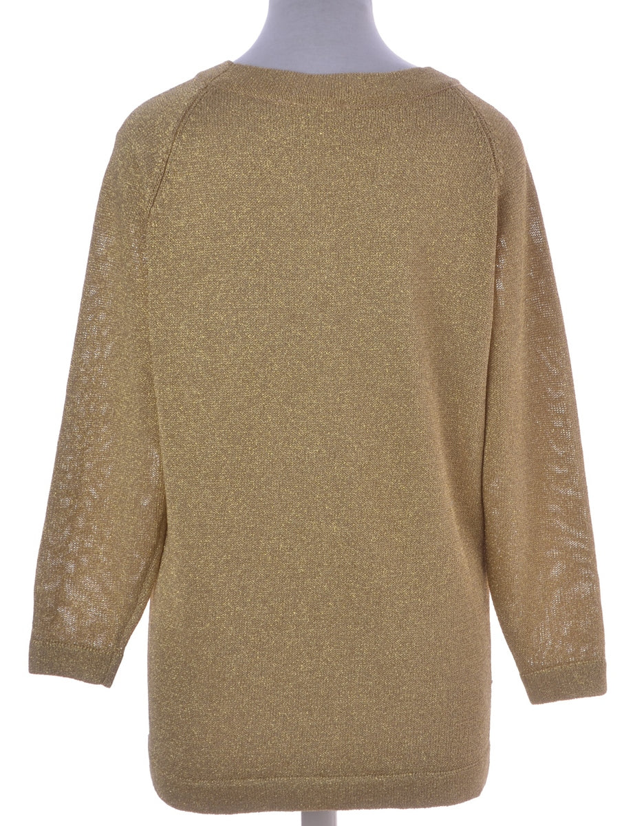Gold Jumper