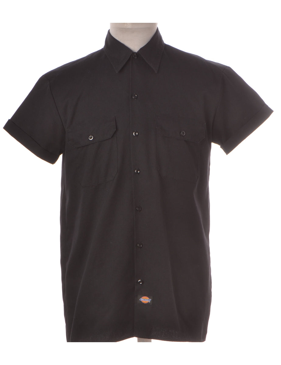 Label Black Upcycled Dickies Shirt
