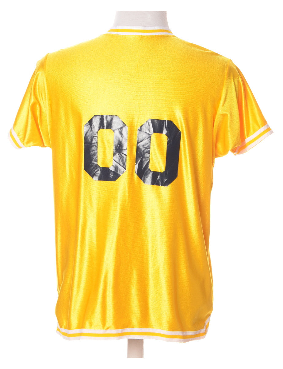 Sports T-shirt Yellow