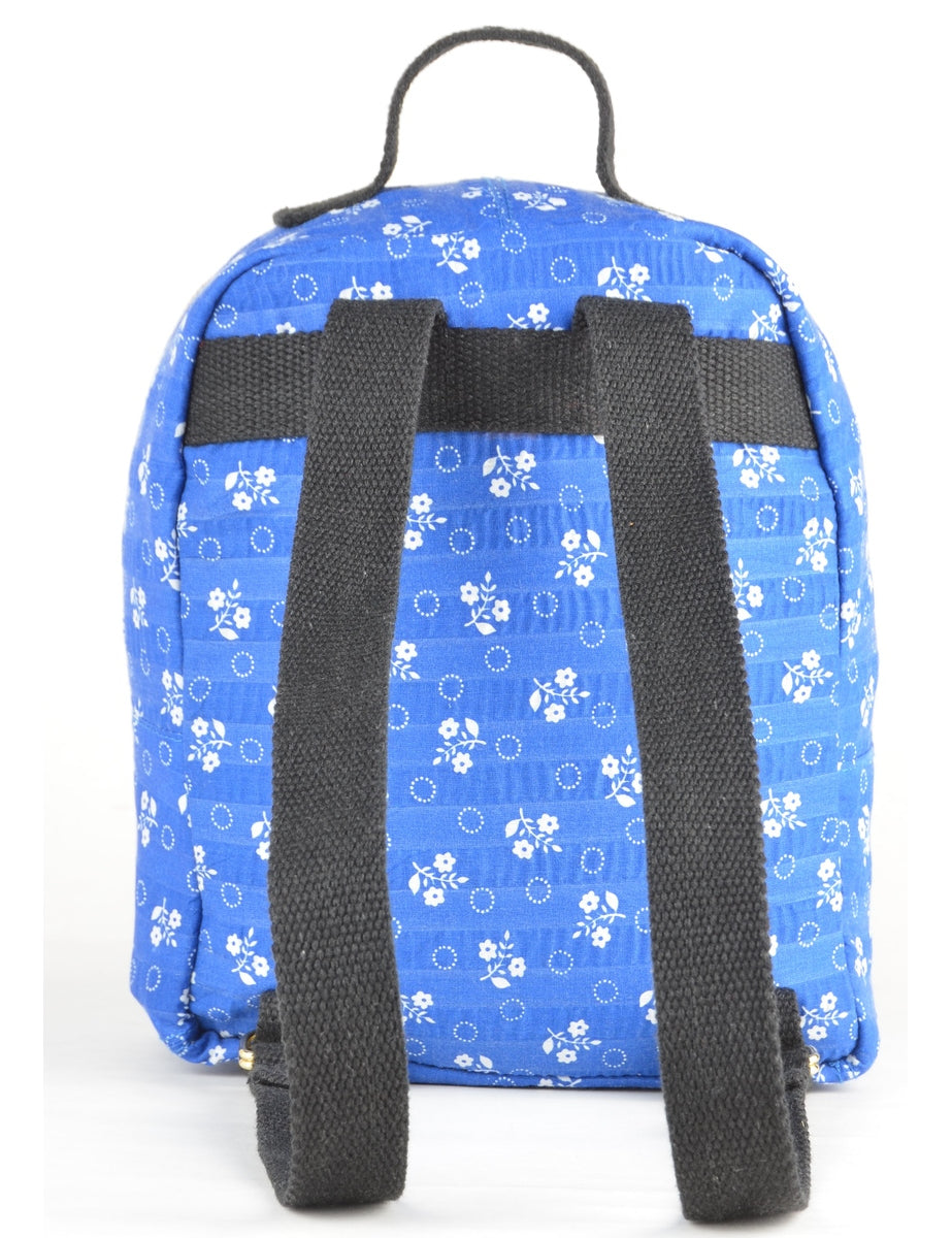 Label Betty Mini Floral Backpack