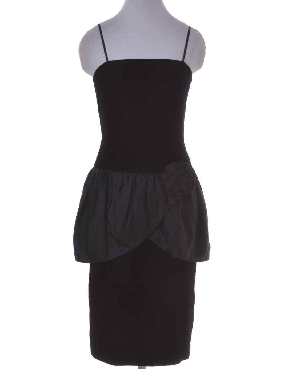 Peplum Party Dress