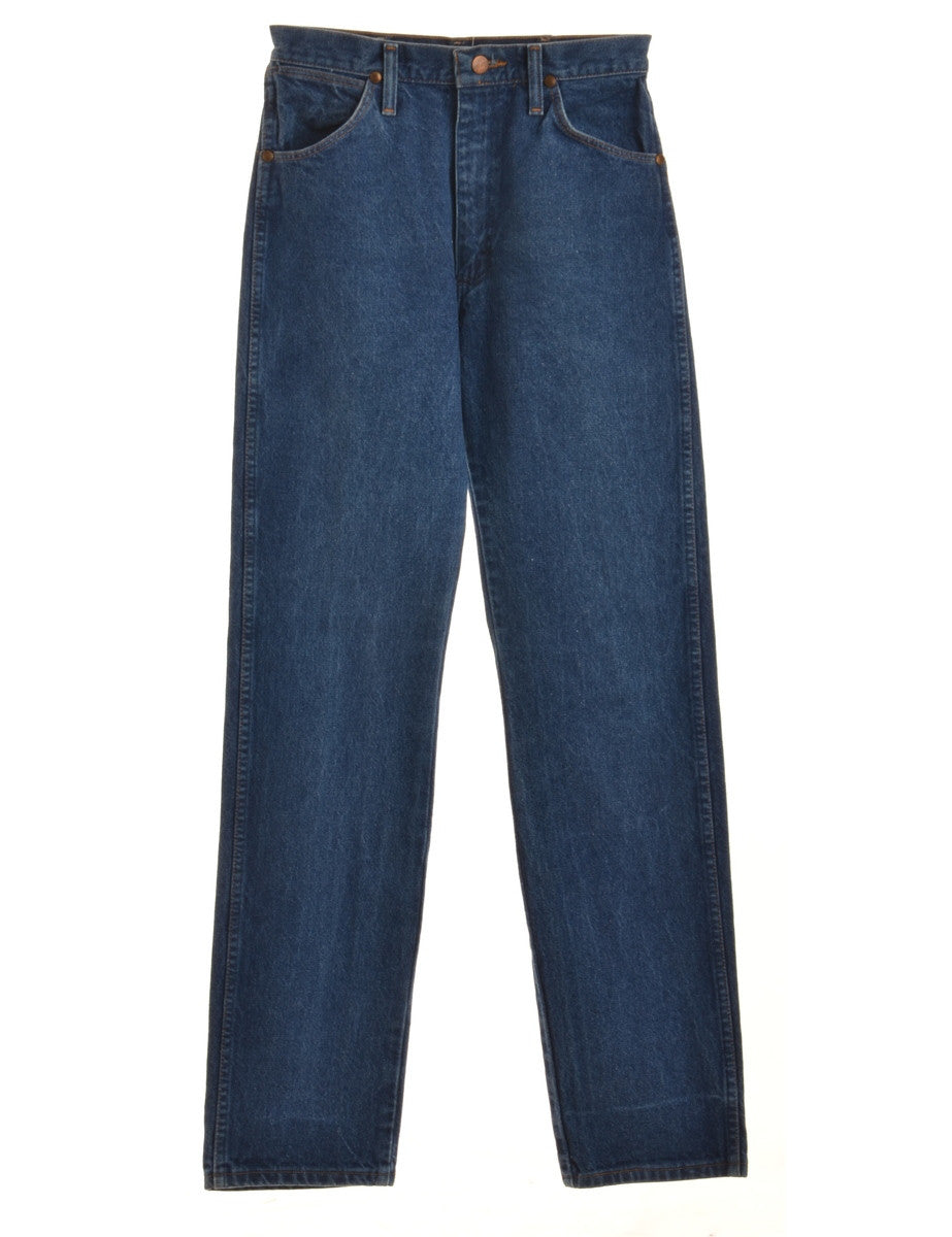Wrangler Jeans Blue With Multiple Pockets