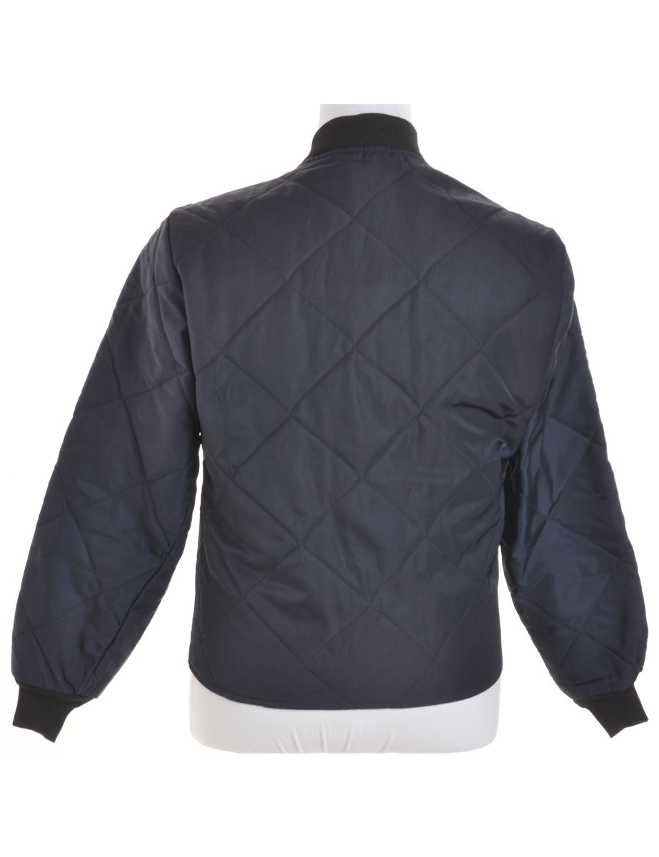 Gentlemanly Bomber Jacket
