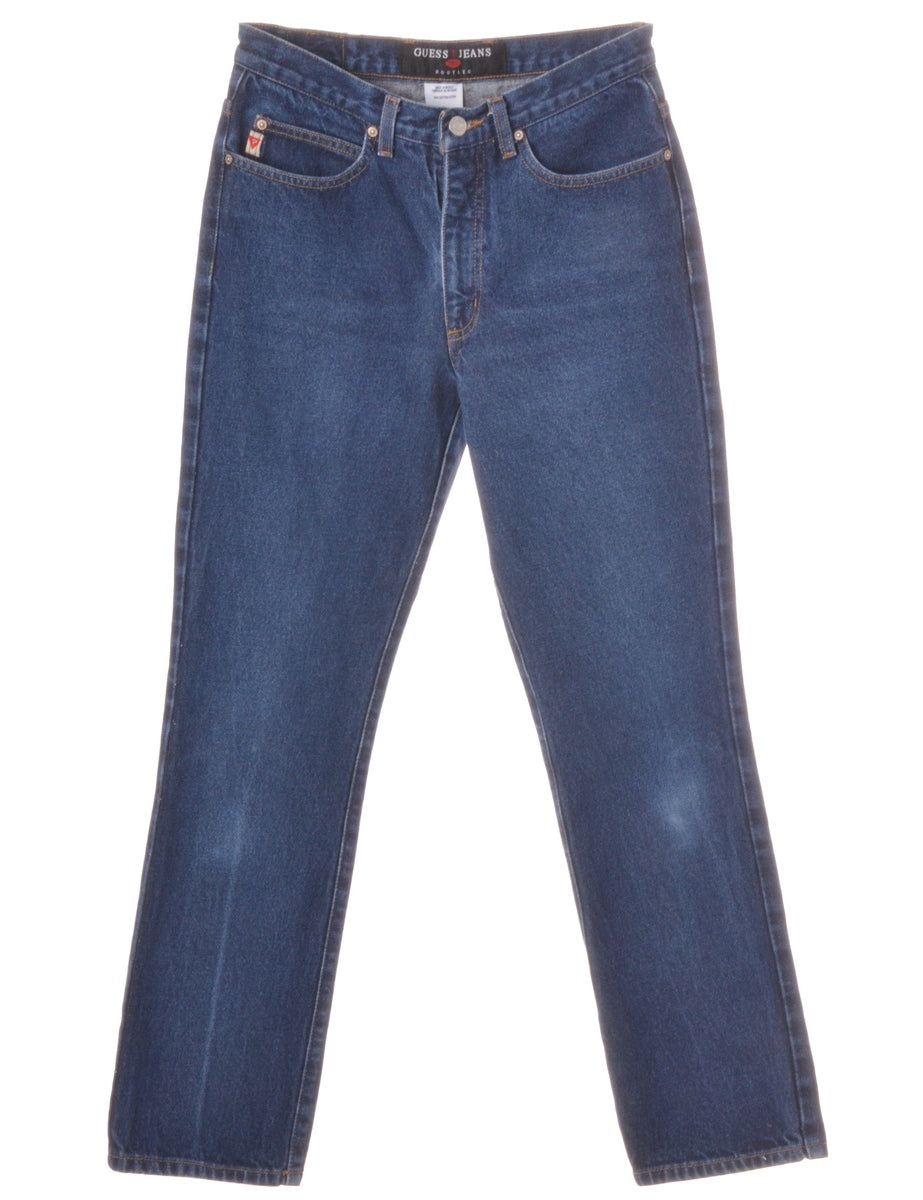 Indigo Tapered Jeans