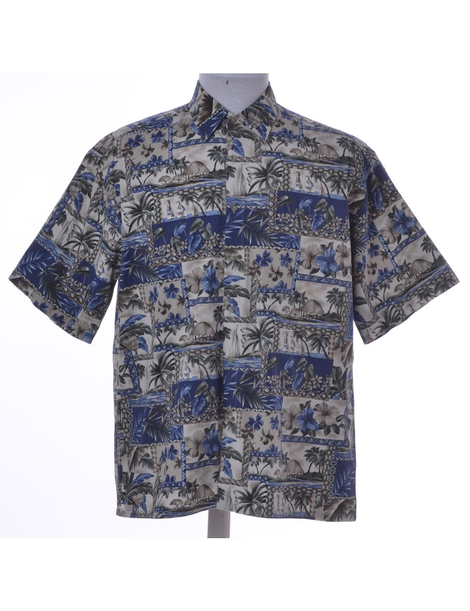 Pierre Cardin Hawaiian Shirt