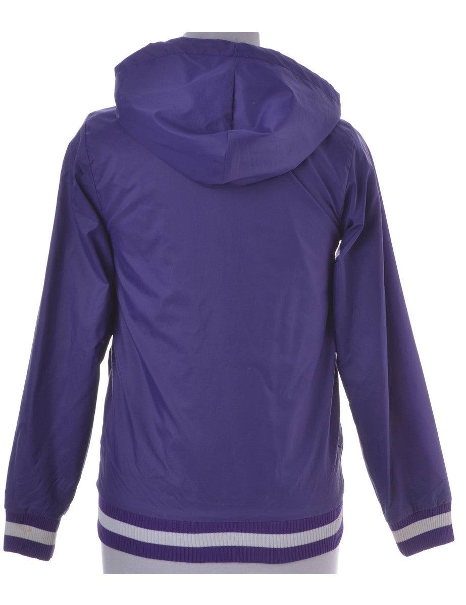 Casual Jacket Purple With Full Lining
