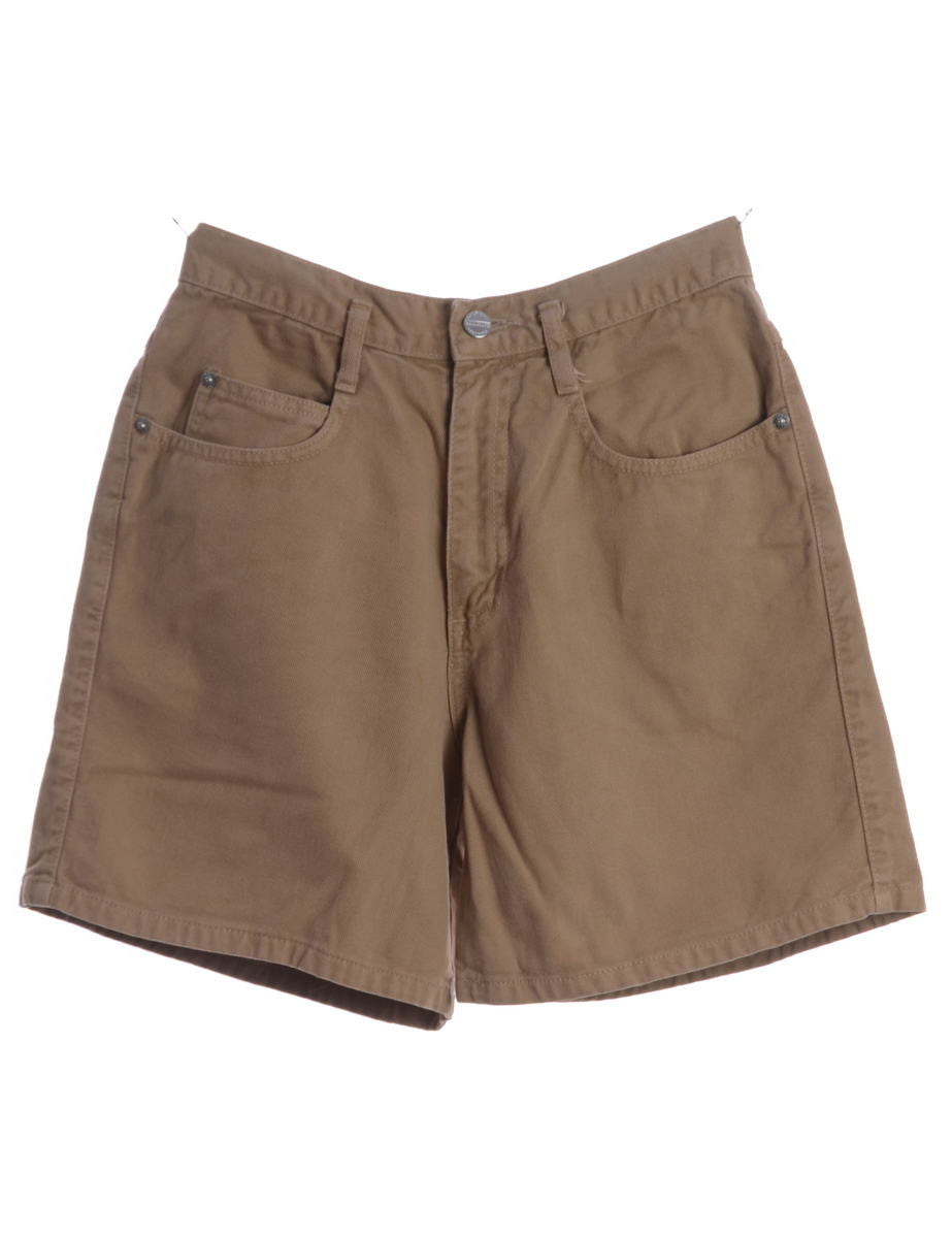 Denim Shorts Sandy With Pockets