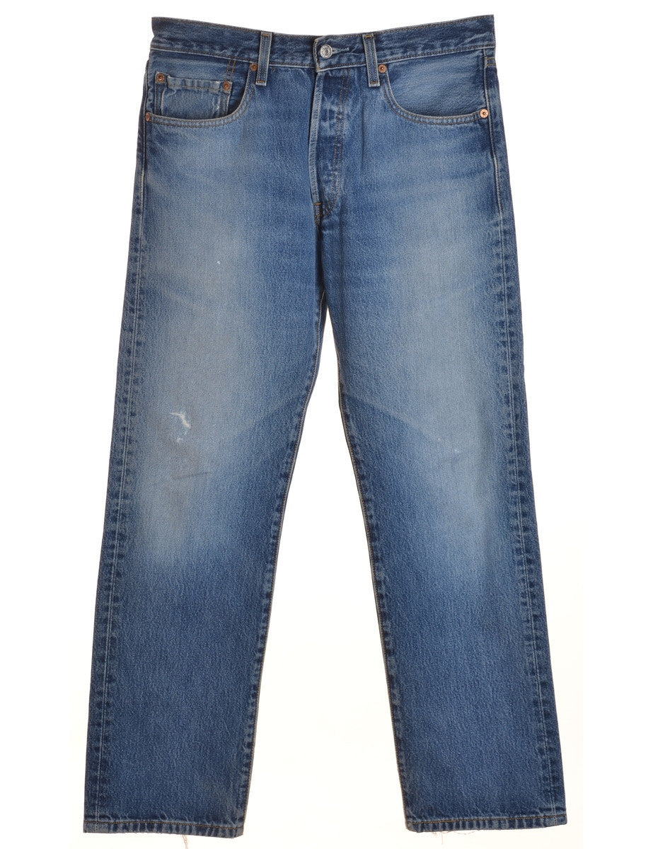Levi's Jeans Stone Wash With Multiple Pockets